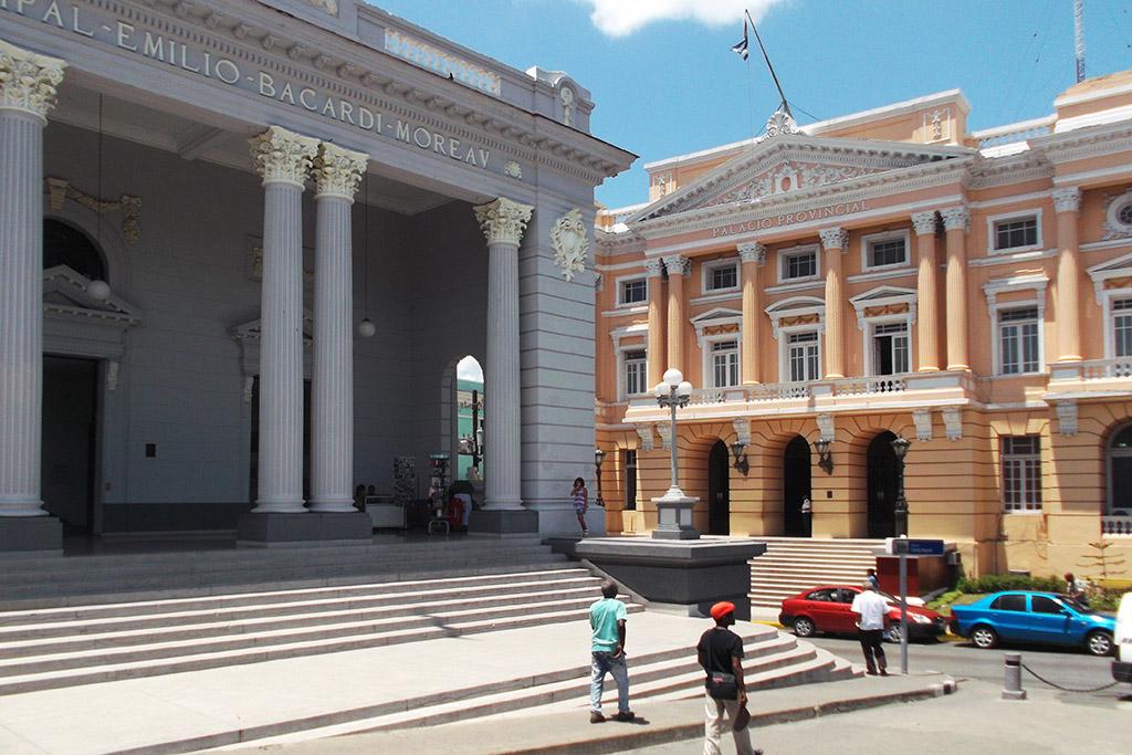 Museo Emilio Bacardi More in Santiago de Cuba
