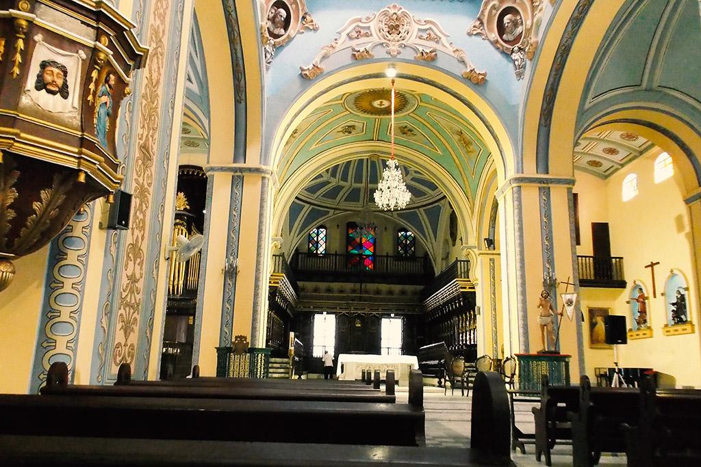 Santa Basílica Metropolitana Iglesia Catedral of Santiago de Cuba