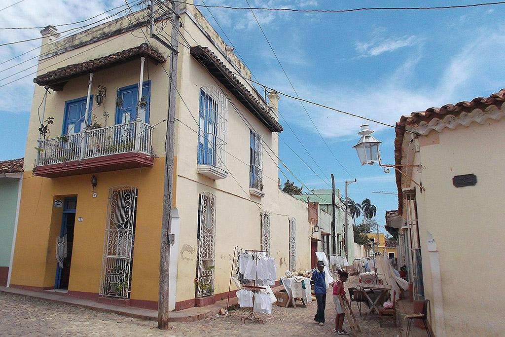 Trinidad, Cuba's Colonial Fantasy