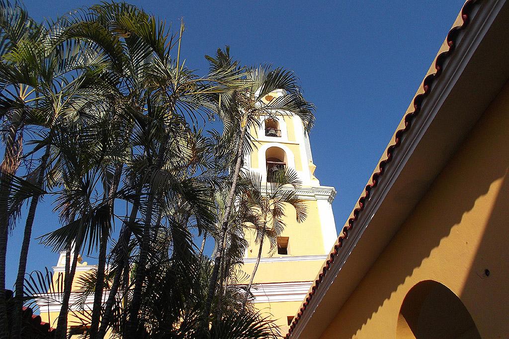 Convento de San Francisco de Asis in Trinidad, Cuba's Colonial Fantasy.