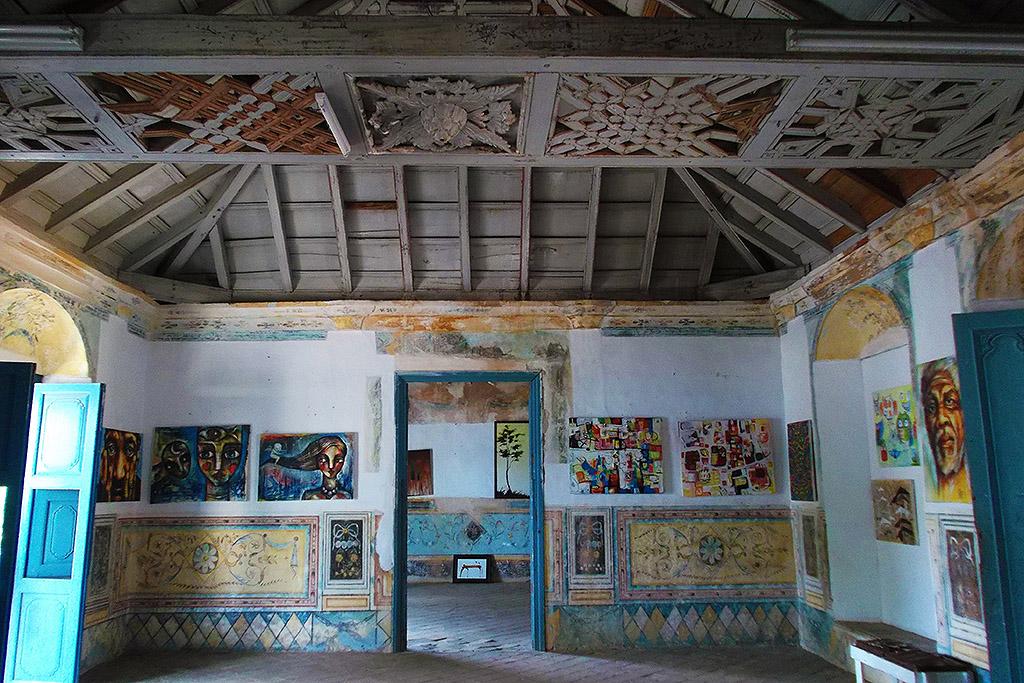 Galería de Arte Universal Benito Ortiz in Trinidad Cuba's Colonial Fantasy