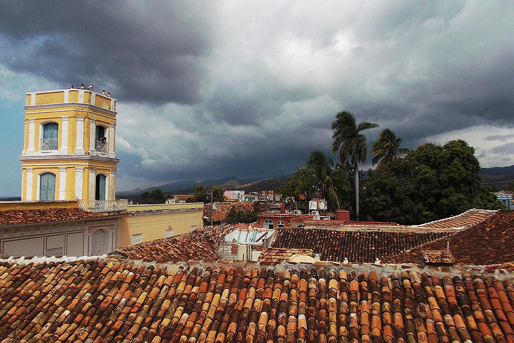 Street in Trinidad, Cuba's Colonial Fantasy