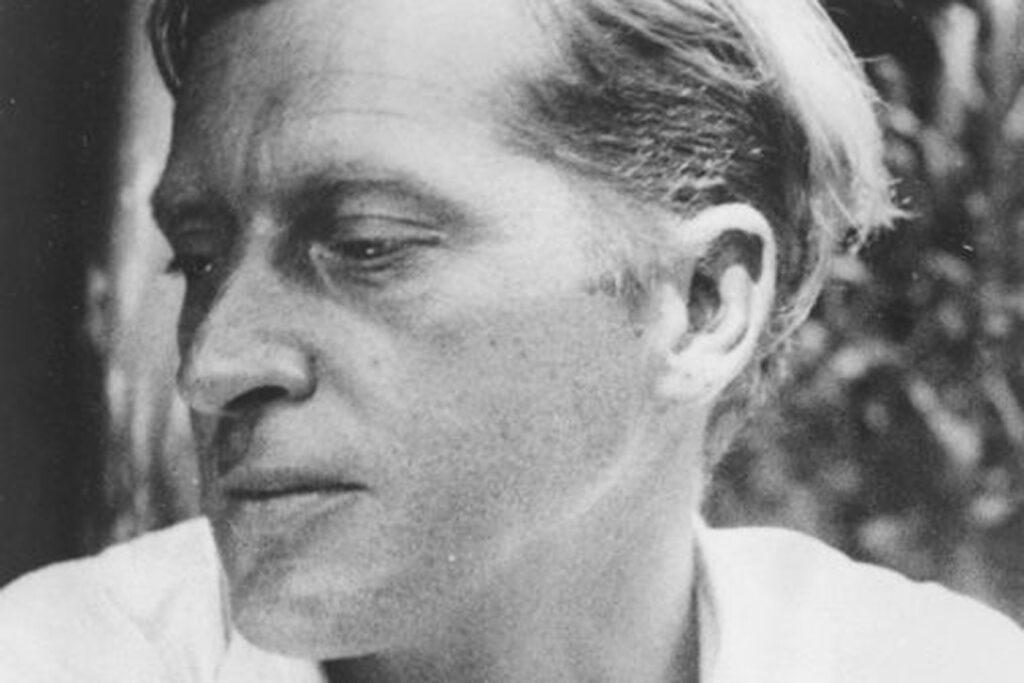 Walter Spies, the inventor of Kecak
