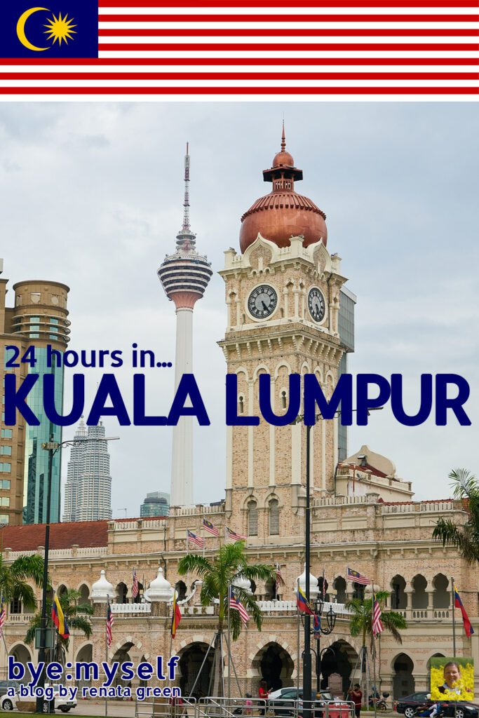 Pinnable Picture on the Post on 24 hours in Kuala Lumpur