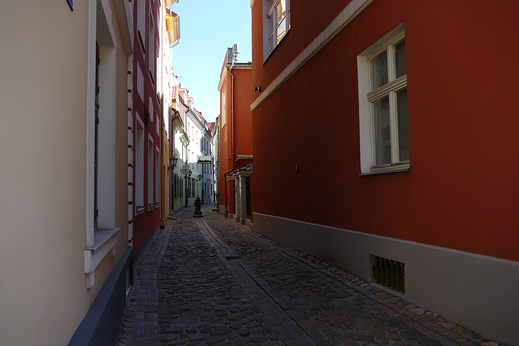 Riga Alley
