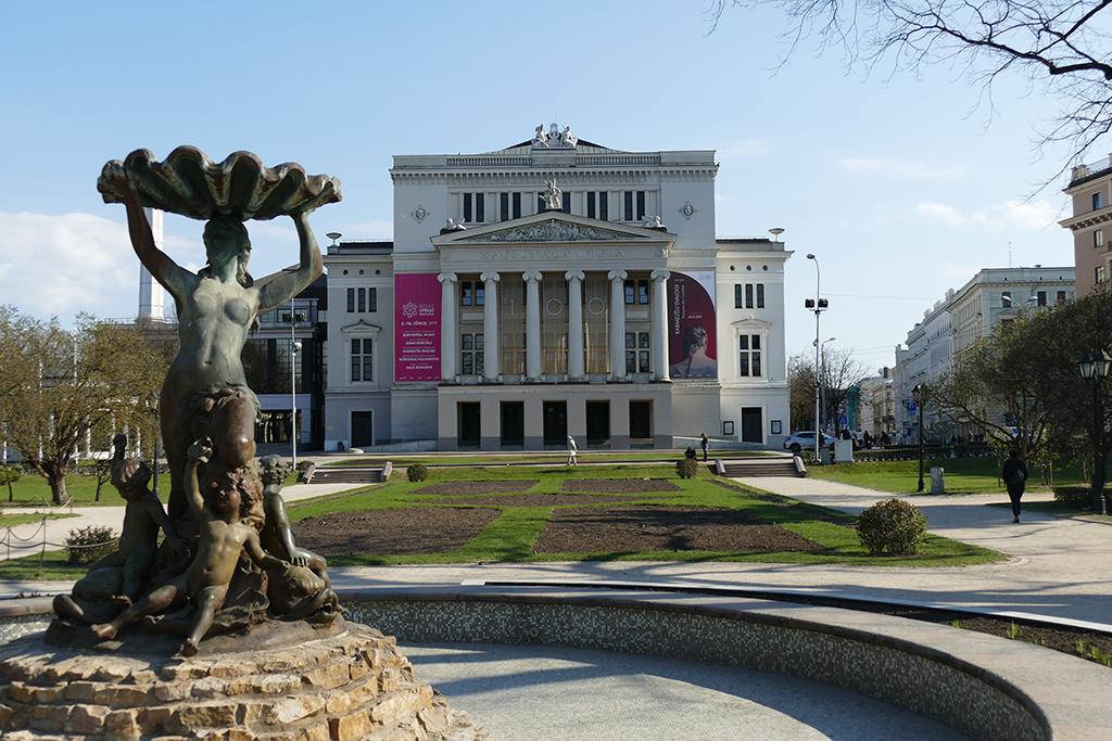 National Opera in Riga