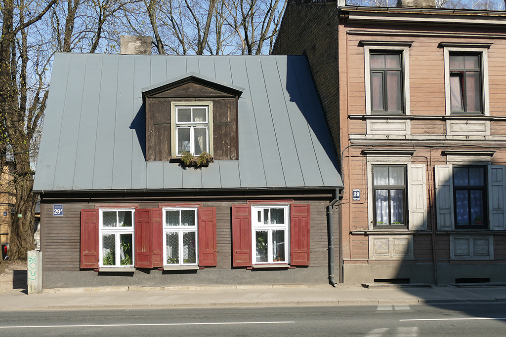 In this guide: Latvian wooden houses in RIGA, Latvia's entrancing capital