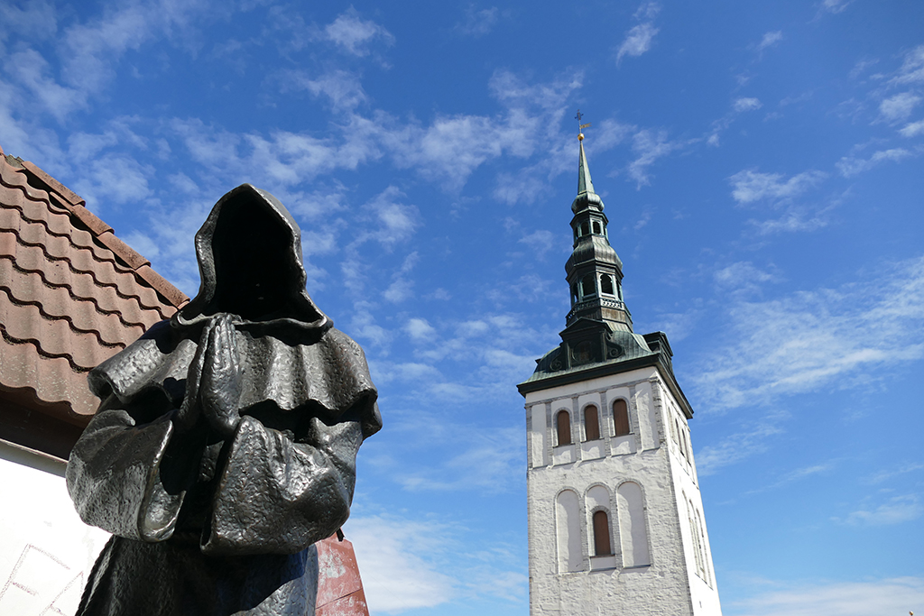 St Michael's Church in Tallinn