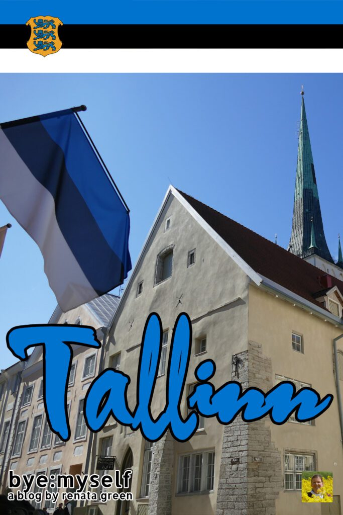 Pinnable Picture on the Post on TALLINN - between the poles of history and creativity
