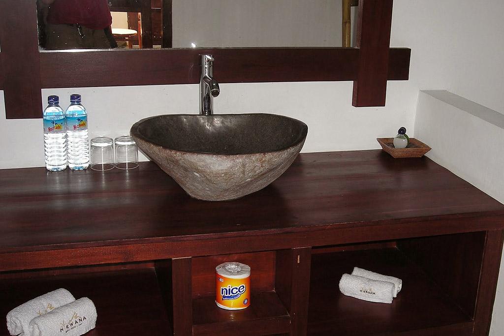 Hotel room in Gili Trawangan