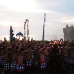 Kecak Dancers on Bali