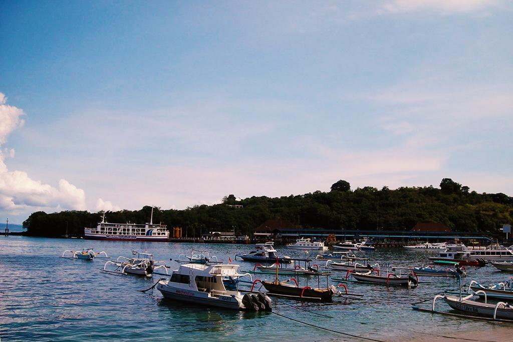 Port of Padang Bai