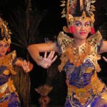 Performance in Ubud