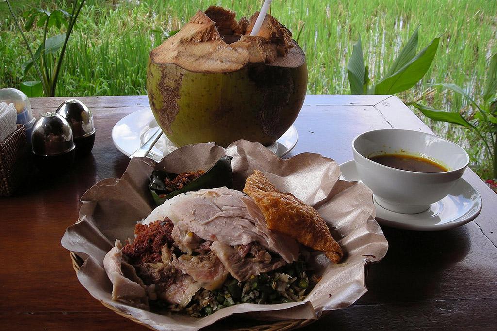 Babi Guling, Balinese pork