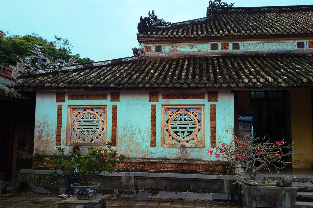 Đại Nội Citadel in Hue
