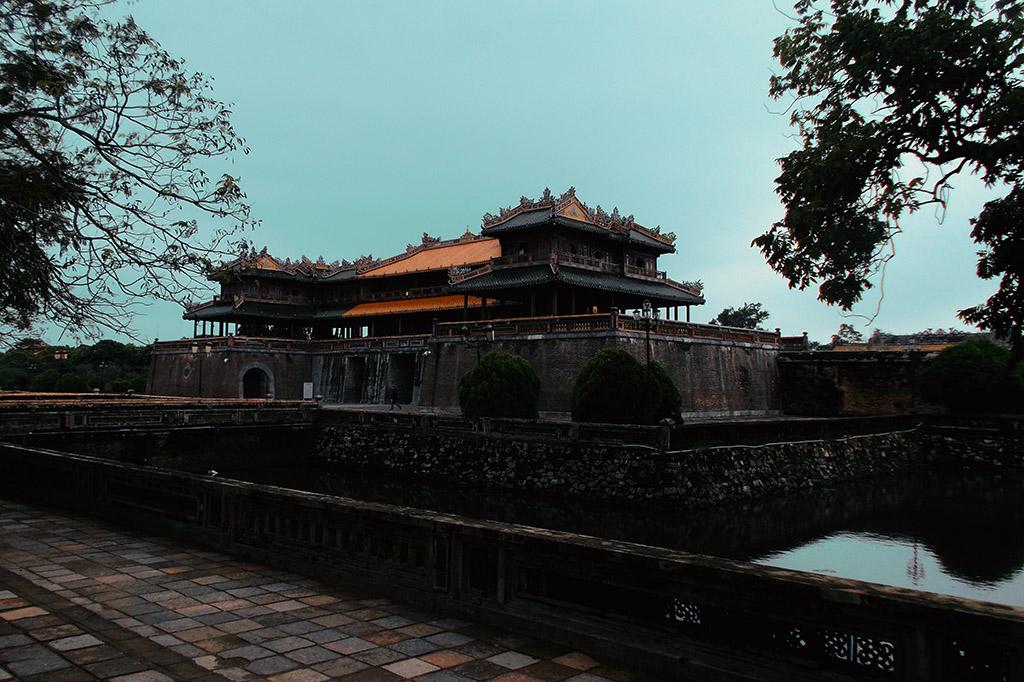 Đại Nội Citadel in Hue.