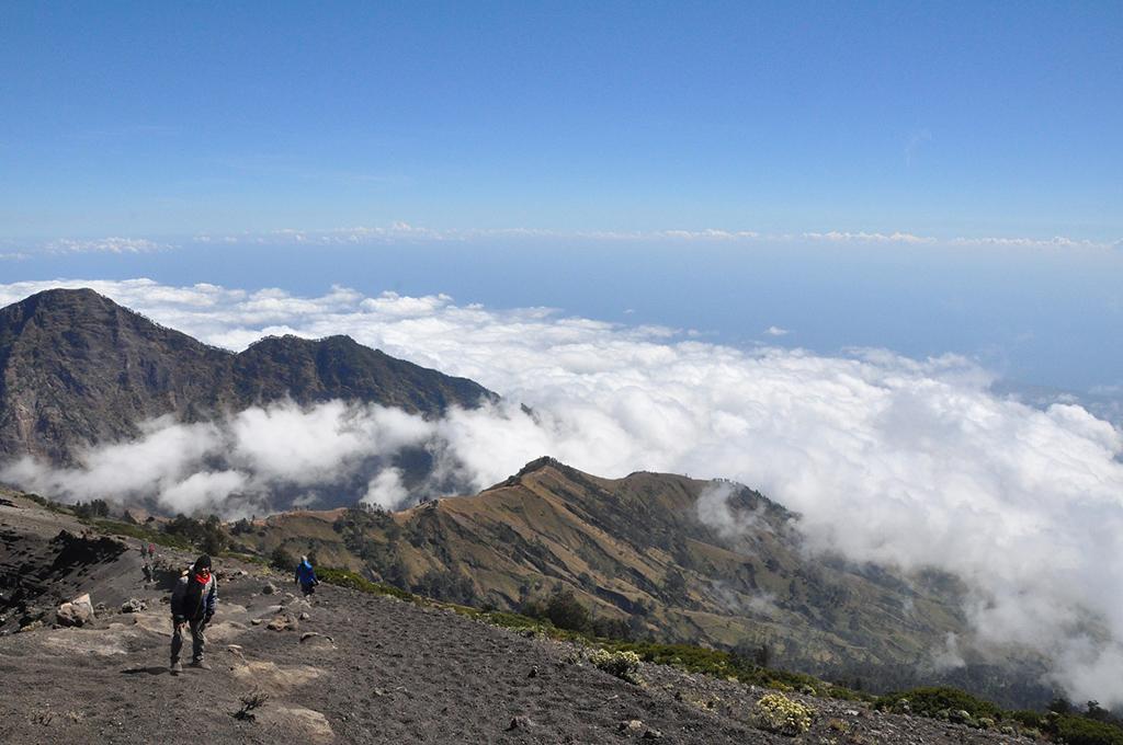 Mount Rinjani on Lombok