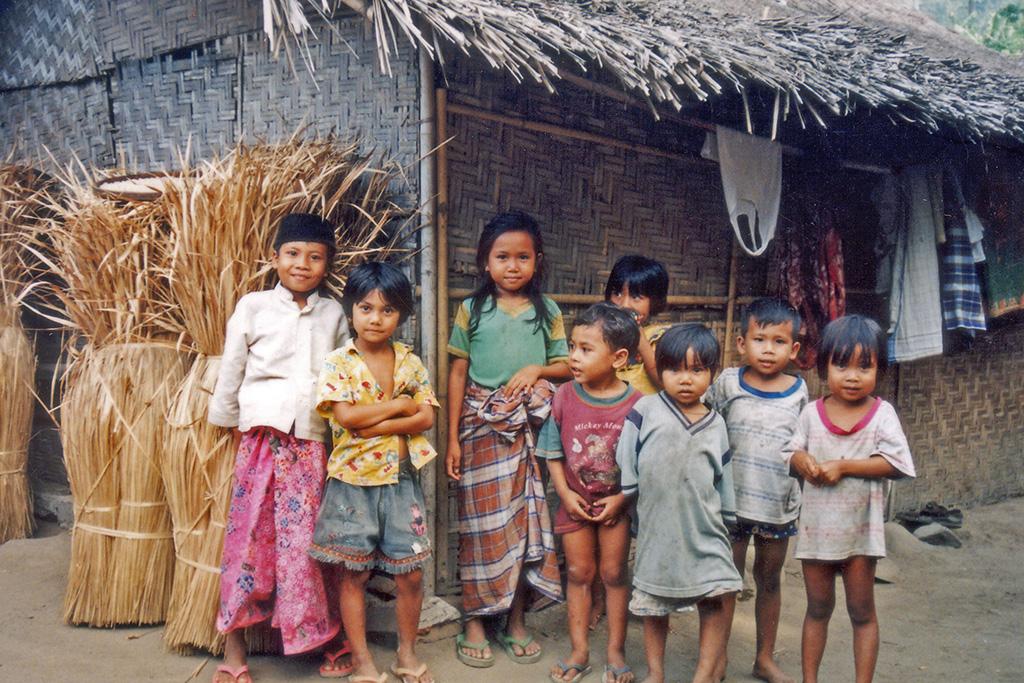 Sasak Children on Lombok