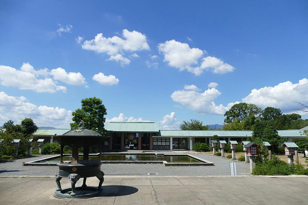 Ryozen Kannon in 4 Days Kyoto Treasure Box of Japan