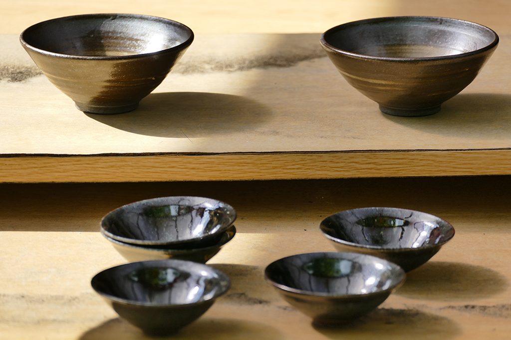 Pottery in Kyoto Japn
