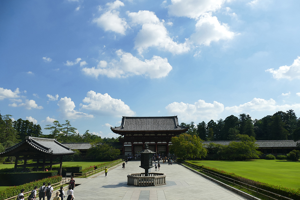 Todaiji, the Great Eastern Temple in Nara