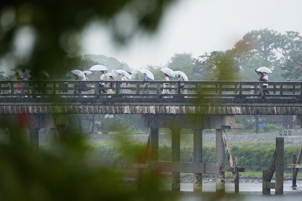 Togetsukyo bridge in Arashiyama, to be visited on 4 Days Kyoto Treasure Box of Japan
