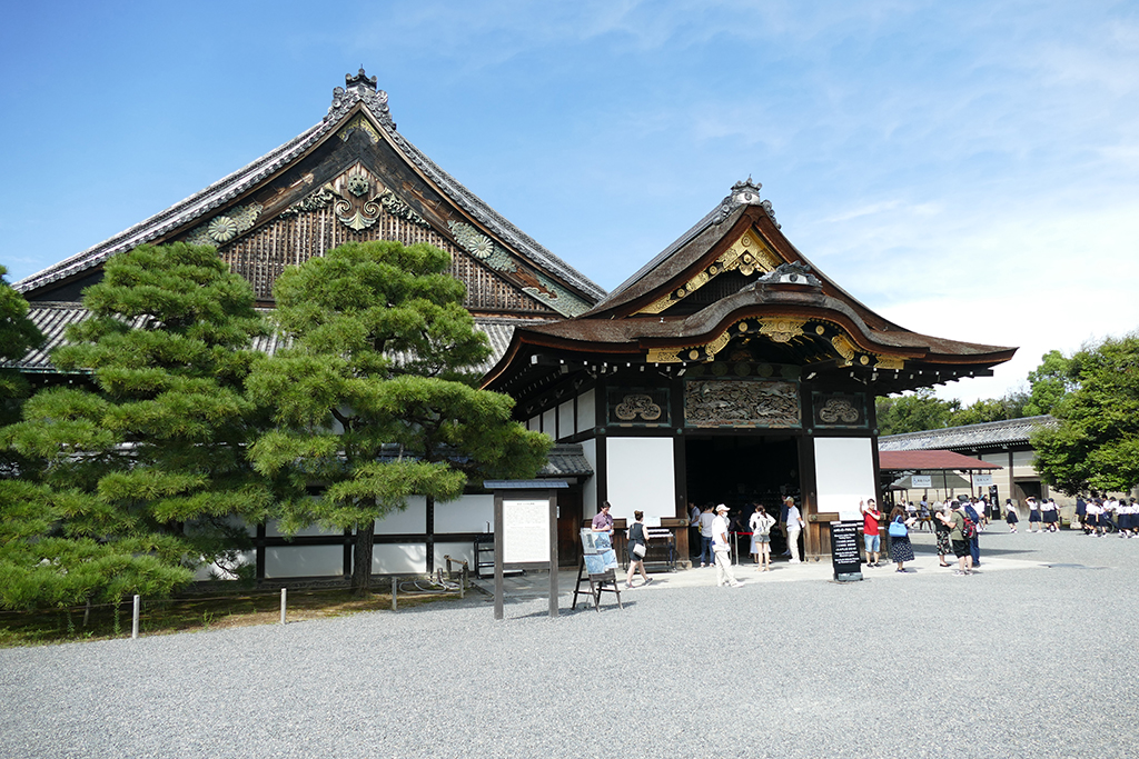 Nijo Castle in 4 Days Kyoto Treasure Box of Japan