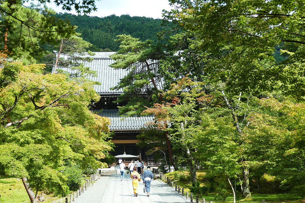 Nanzenji Temple in 4 Days Kyoto Treasure Box of Japan
