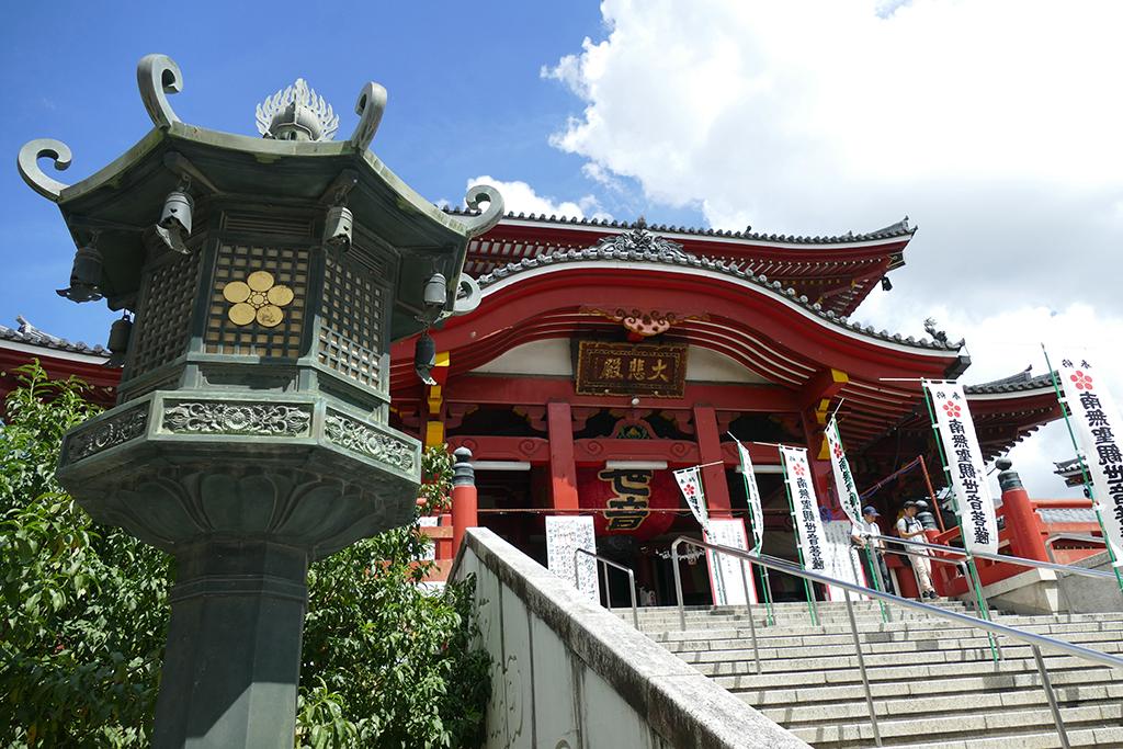 Majestic Oso Kannon in Nagoya