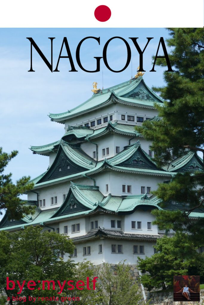 Pinnable Picture for the Post on Guide to NAGOYA - enjoy the ordinary