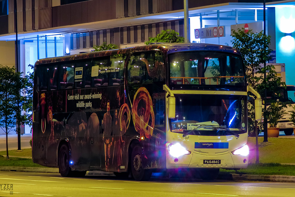Bus in Singapore