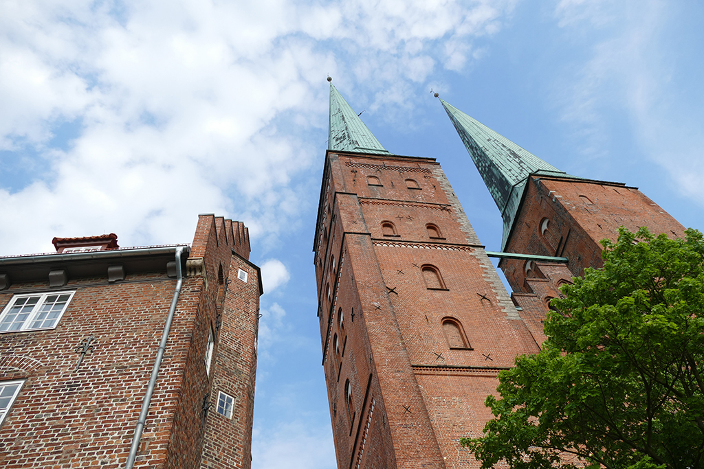 Luebeck Cathedral