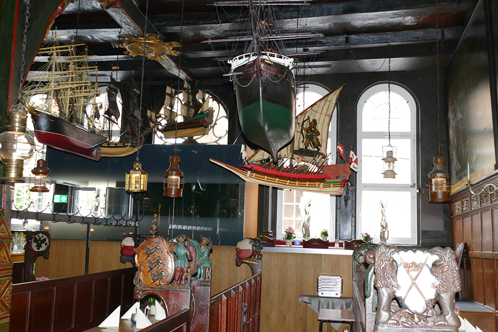 Schiffergesellschaft at Lübeck Germany's most ravishing city