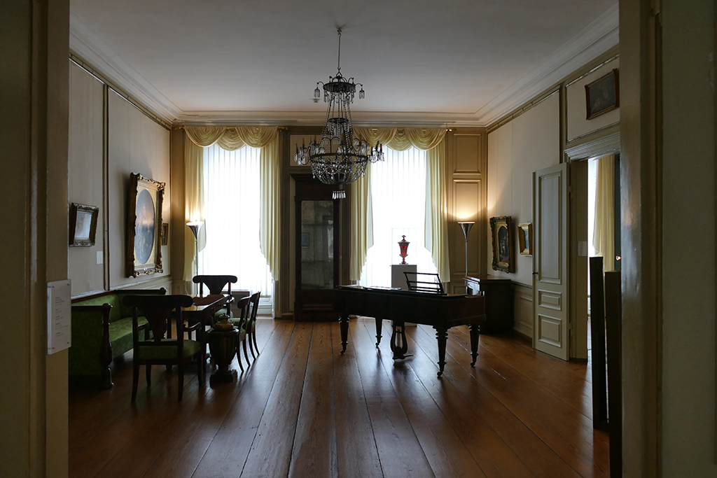 A wealthy family's home at Luebeck