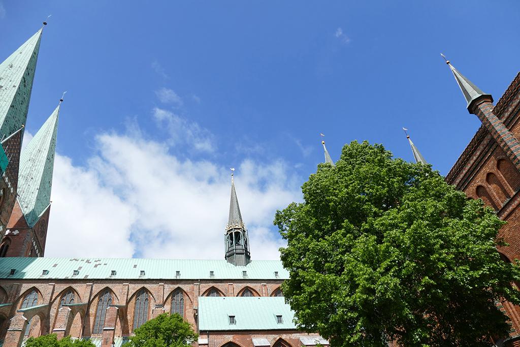 Marienkirche in Luebeck