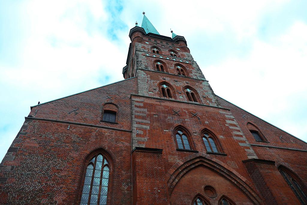 Sankt Petri at Luebeck
