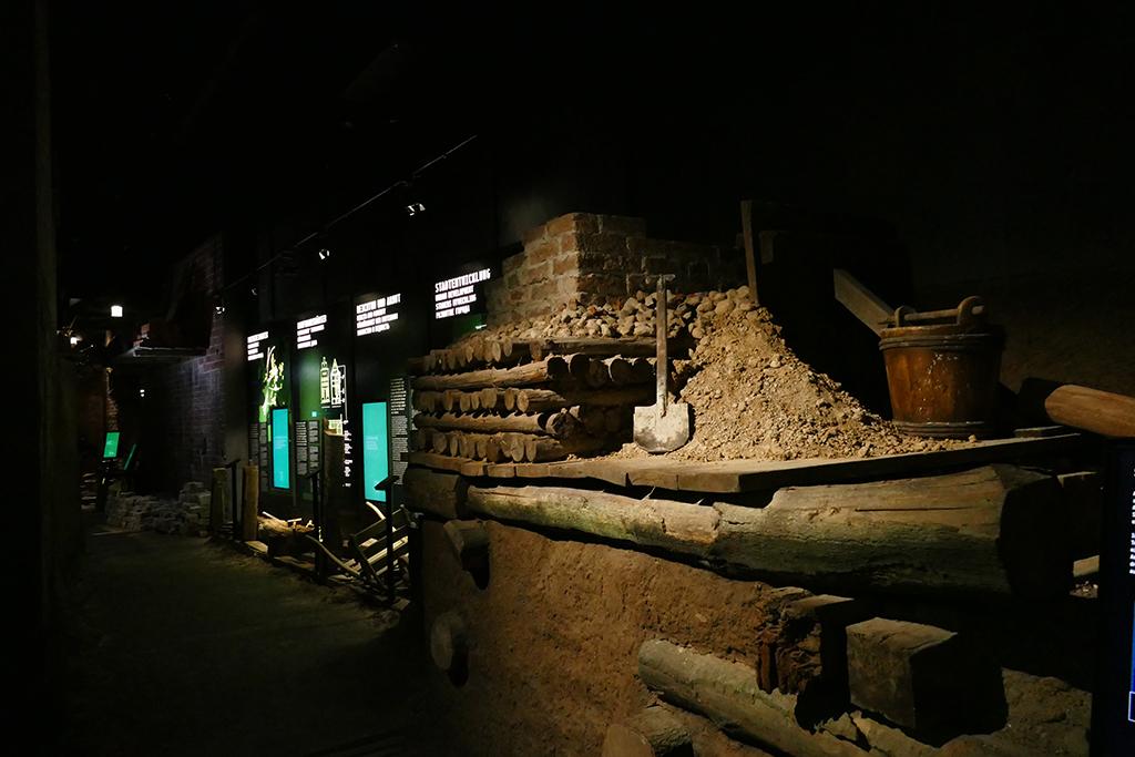 The European Hansemuseum in Luebeck