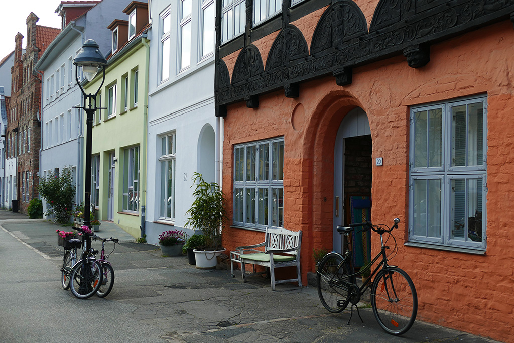 Houses in Luebeck