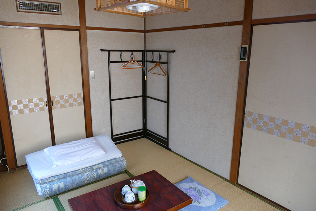 Riyokan in Hiroshima