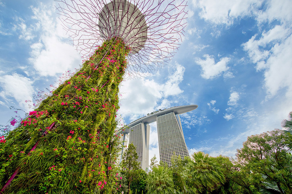 Singapore icons, introduced in bye:myself's first-timers guide to the city-state