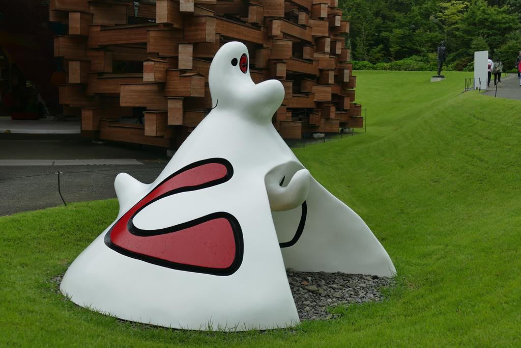 Sculpture by Joan Miró