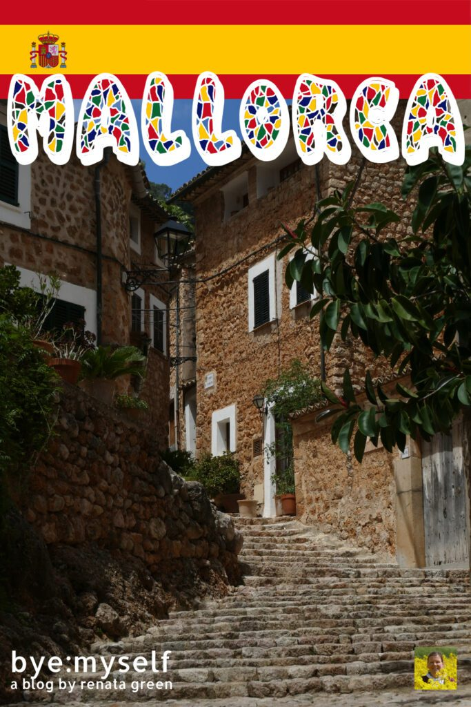 Pinnable Picture for the Post on One Week in MALLORCA - Guide to the Island's Mesmerizing Hideouts