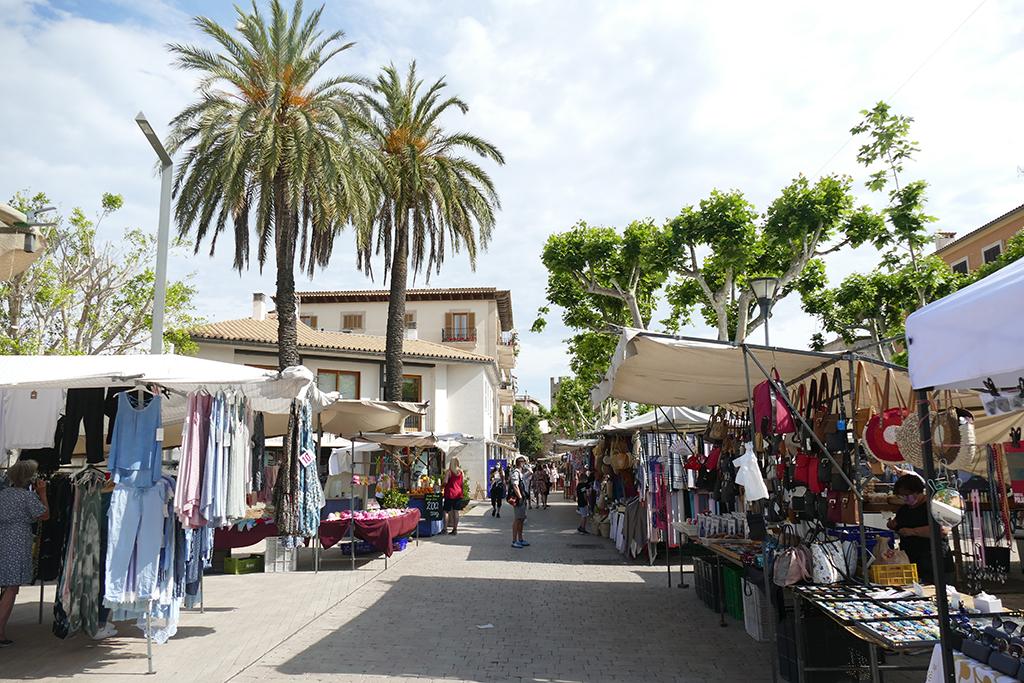 Market of Alcúdia