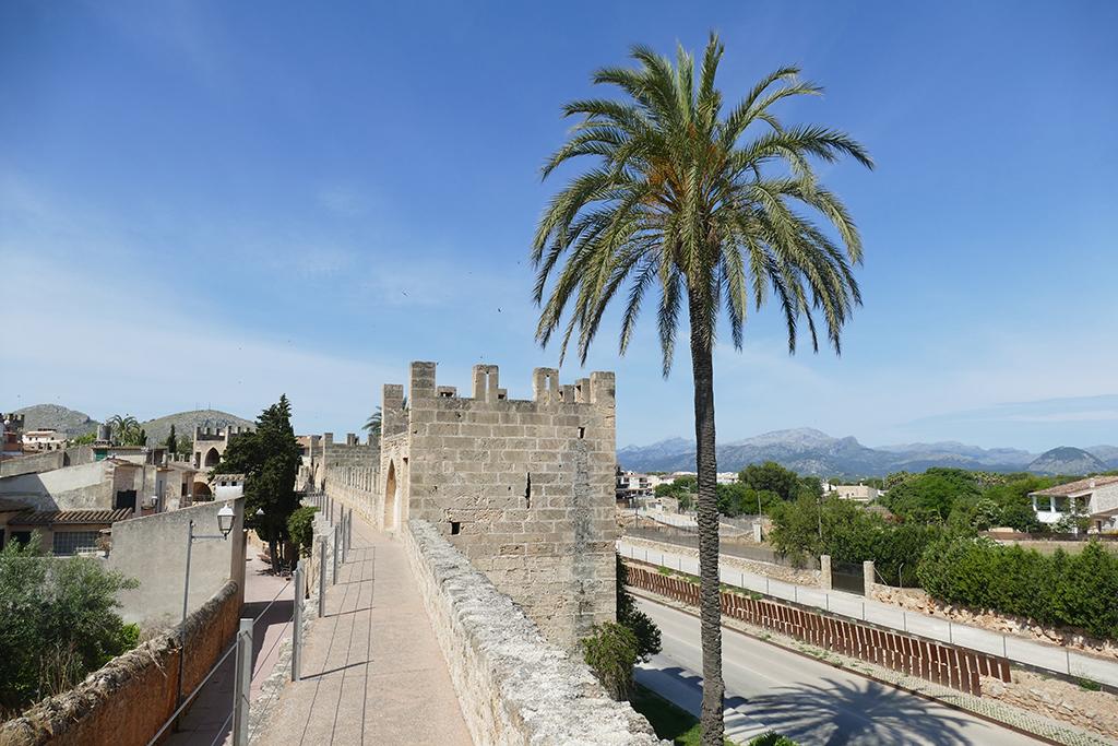 Wall of Alcúdia