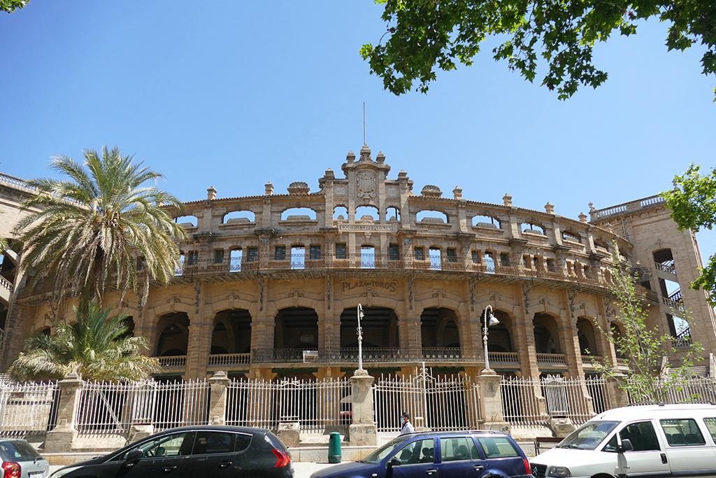 Placa de Toros in Palma de Mallorca