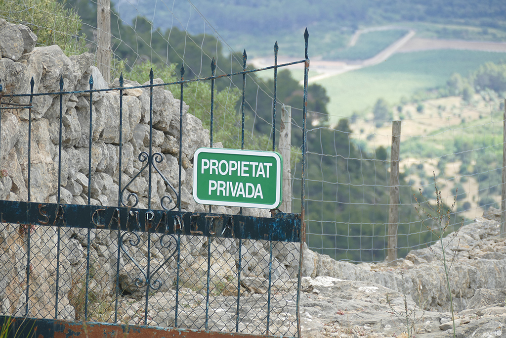 Sign Private Property
