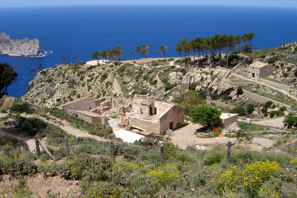 Andratx Sant Elm Hike - Monastery La Trapa