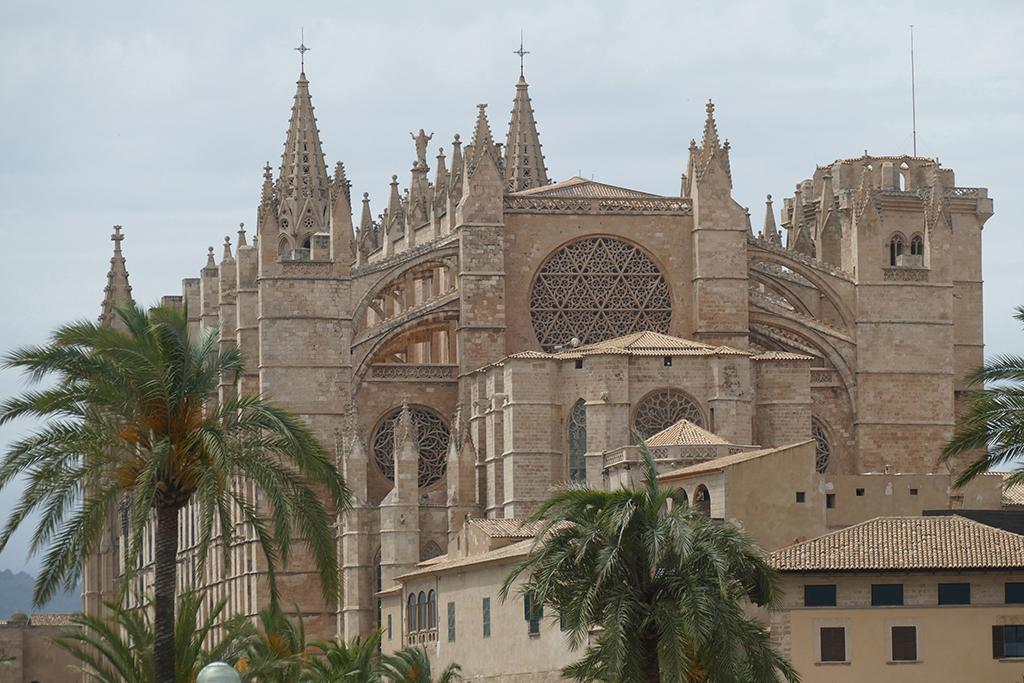 Basílica de Santa María en Palma