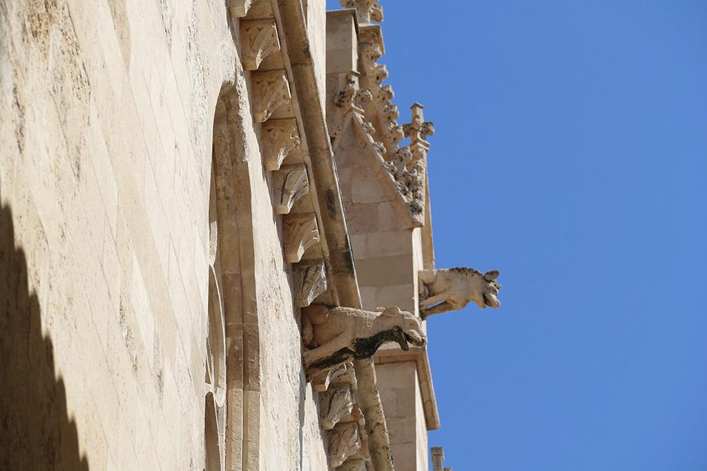 Iglesia de Santa Eulalia in Palma de Mallorca
