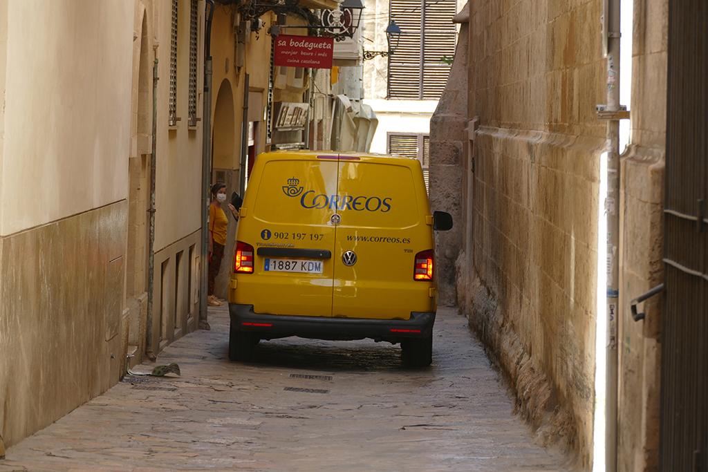 Car in Palma de Mallorca